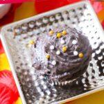 Gray Stuff Cupcakes