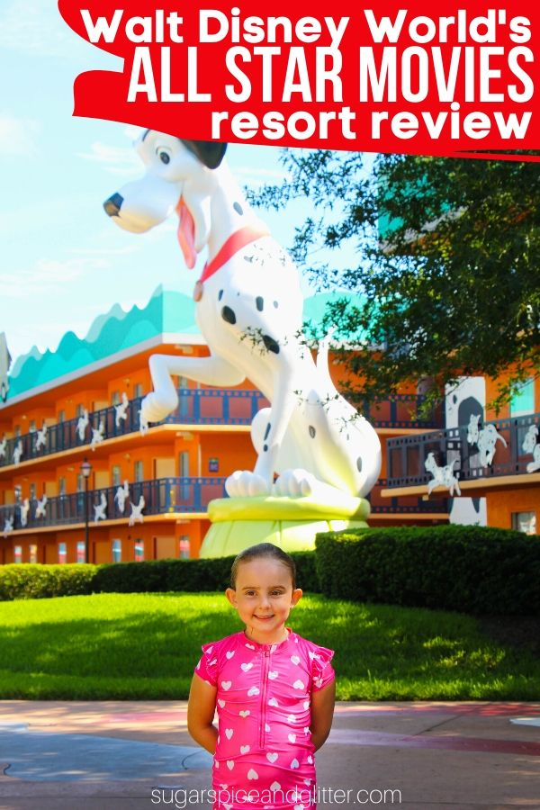 Everything you need to know about booking your Walt Disney World vacation at Disney's All Star Movies resort - is the low cost worth the sacrifices?