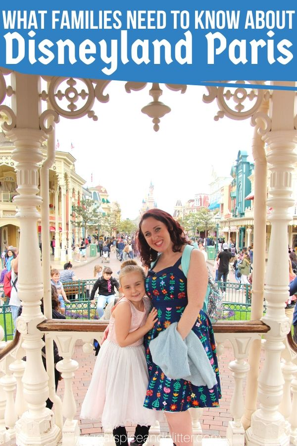 Planning a family vacation to Disneyland Paris? Here is everything you need to know to plan an Epic visit, even if you only have a day or two to enjoy the parks