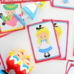 Alice in Wonderland Matching Game
