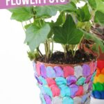 Mermaid Flower Pot