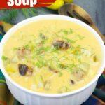 Instant Pot Dill Pickle Soup