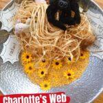 Charlotte's Web Sensory Bin