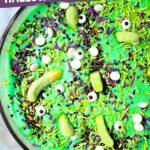 Witches' Brew Dessert Trifle