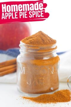 Apple Pie Spice (with Video)