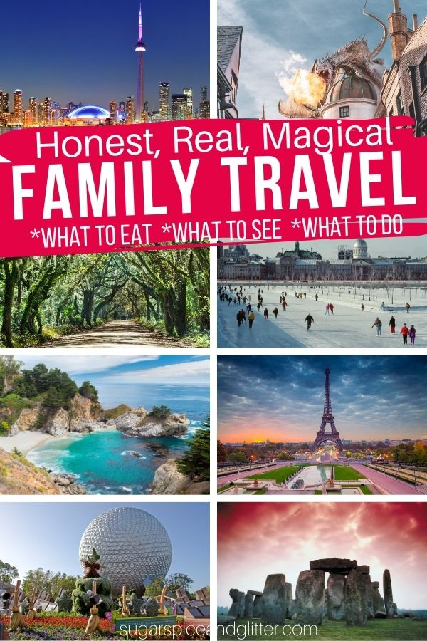 Family travel guides to over 18 international locations, from Disney to Paris, our blog posts cover what to eat, what to see, and what to do with kids - whether you're an experienced traveller or boarding a plane for the first time