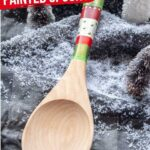 Painted Wooden Spoon Craft