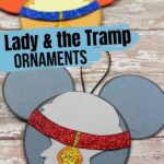 Lady and the Tramp Ornaments