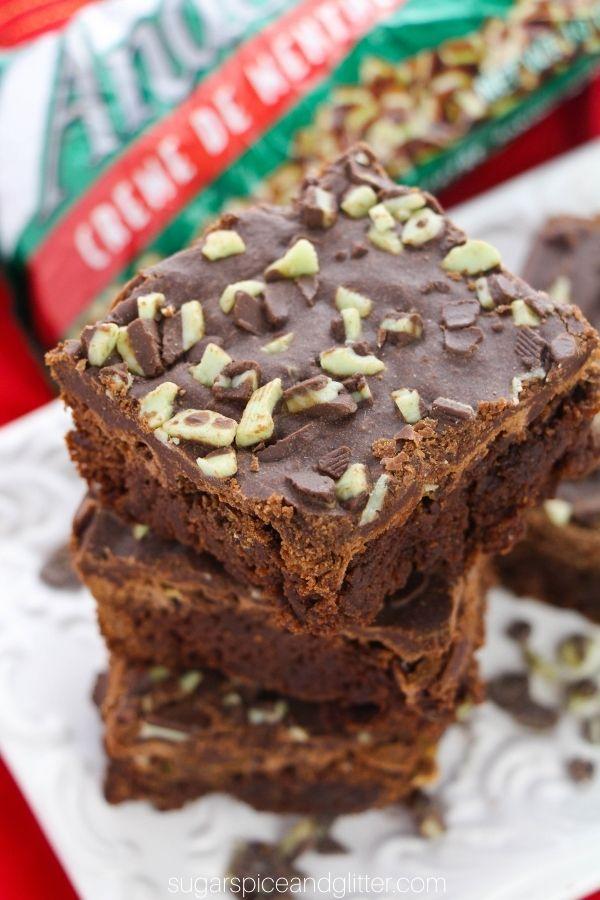 Andes Brownies