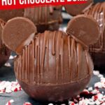 Mickey Mouse Hot Chocolate Bomb (with Video)
