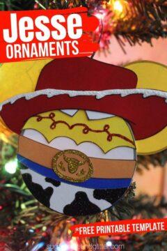 Toy Story Jessie Ornament