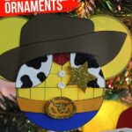 Toy Story Woody Ornament