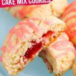 Cherry-Stuffed Cookies