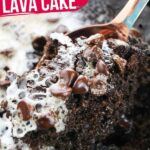 Crockpot Chocolate Lava Cake (with Video)