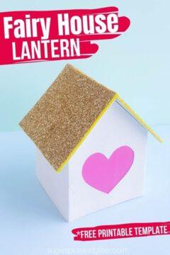 Fairy House Lantern