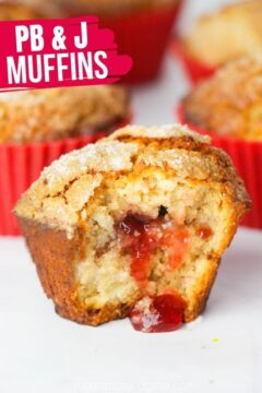PB&J Muffins (with Video)