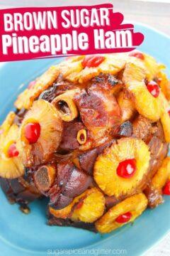 Pineapple Brown Sugar Ham