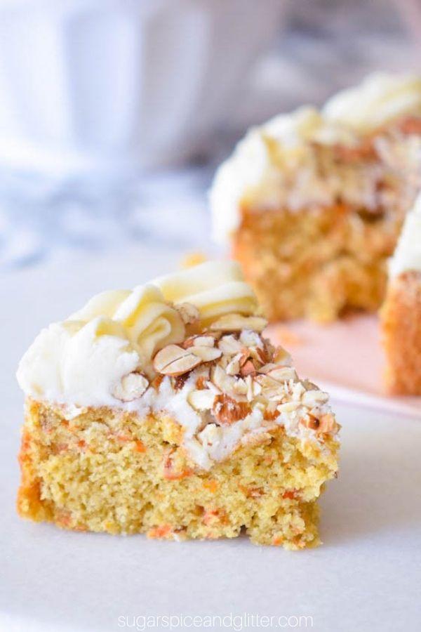 Alton Brown Carrot Cake