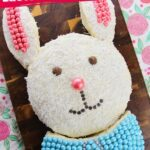Easy Easter Bunny Cake (with Video)