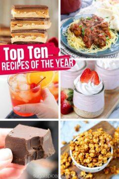 Top 10 Recipes