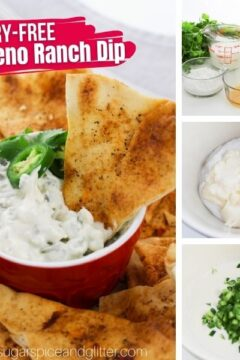 Dairy-free Chuy's Dip (with Video)