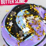 Galaxy Butter Slime (with Video)