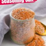 Homemade Lawry's Seasoning Salt (with Video)