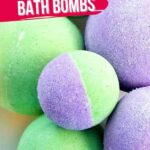 Sour Candy Bath Bombs (with Video)