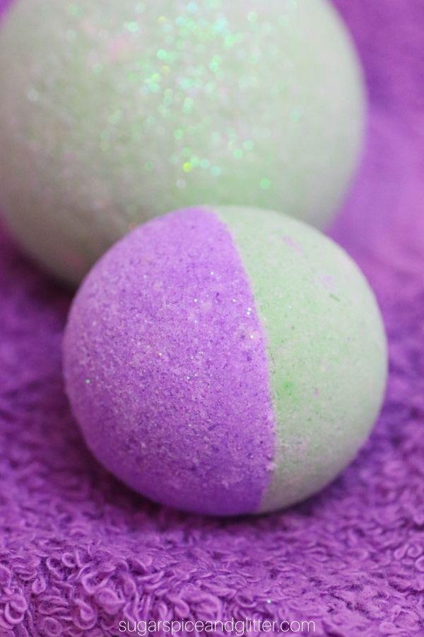 Sour Candy Bath Bombs