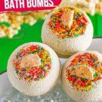 Taco Bath Bombs