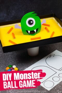 DIY Halloween Game for Kids (with Video)