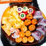 Halloween Snack Tray for Kids